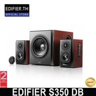 EDIFIER S350DB Active Speakers 2.1  ( สีนำ้ตาล )