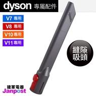[95折]【建軍電器】Dyson 原廠縫隙吸頭 V7 V8 V10 V11可用
