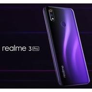 【展利數位電訊】realme 3 Pro (6G+128G) 6.3吋 (電光紫/氮氣藍) 全新未拆封