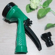4段噴水槍  灑水槍 園藝噴水槍 清水槍 灑水器 灑花器 噴水器 多功能 噴水頭