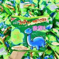 [現貨]泰國 Dino park 小當家恐龍谷餅乾 泰國 恐龍 恐龍餅乾 小當家 海鮮口味 恐龍谷 餅乾 零食 泰國