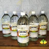 White Vinegar / Distilled White Vinegar Heinz 896 ml   Cuka Putih / Distilled White Vinegar Heinz 896 ML