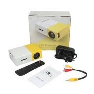 【原廠正版】YG300迷你微型投影機LED投影儀