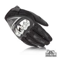 【AXIO】重機可觸控全指防滑防摔手套(黑色)