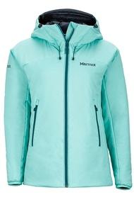 ├登山樂┤美國Marmot土撥鼠 Astrum Jacket女款彈性保暖外套 綠 #78350-4669