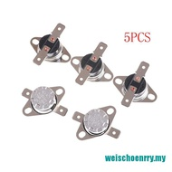 5pcs 10A 250V KSD301 95C Thermostat Temperature Thermal Control Switch