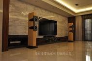 台中崇仁音響*Audiolab 8000Q+YAMAHA YSP-4300+DYNAUDIO CONFIDENCE C2