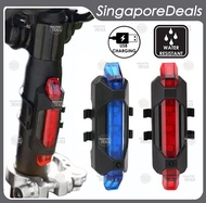 [BZ][B12] RAPID X strip light bicycle tail light electric scooter inokim speedway safety light bicycle blinkers