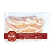 [Master GROCER] PREMIUM PORK BELLY SLICED SKIN ON FROZEN 500g/1000g (FRESHLY PACKED WEEKLY)