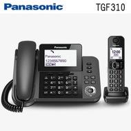 【Panasonic 國際牌】KX-TGF310 TW 中文子母機數位無線電話