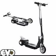 สกู๊ตเตอร์ไฟฟ้า  Scooter E scooter มอเตอร์แรง โครงเหล็กคุณภาพดี พับเก็บได้