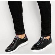 Original Adidas Stan Smith Core Black-S77684