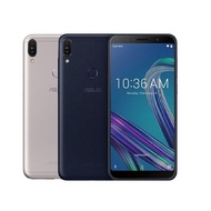 ASUS ZenFone Max PRO 2019 (ZB602KL) 3G/32G 八核雙卡智慧手機酷炫銀