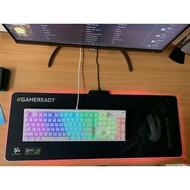 b.friend MP07 Nvidia聯名RGB滑鼠墊