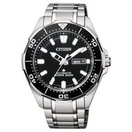 CITIZEN 星辰PROMASTER 黑水鬼防水鈦金屬潛水機械錶43.5mm(NY0070-83E)