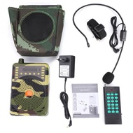 Hunting Speaker Bird Caller Camouflage 48W Electric Hunting Decoy Cal