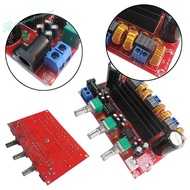 ❤Sv ❤50W *2 +100W 2.1 Channel Digital Subwoofer Power Amplifier Board TPA3116D2