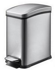 EKO - 長型不锈鋼防指紋靜音垃圾桶