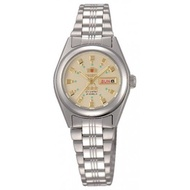 Orient FNQ1X003C Women's 3 Star Stainless Steel Automatic Watch