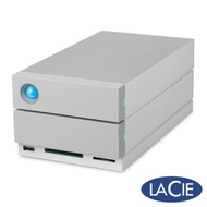 LaCie 2big Dock Thunderbolt3 16TB 外接硬碟