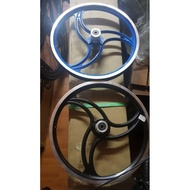 Bicycle Wheelset Alloy Sport Rim  16/20 inch