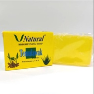 Temulawak VNatural Soap / Natural TemulawakV Soap