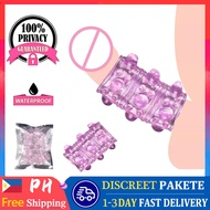 Primeval forest Buy one get one free Adult toys Transparent Penis Sleeve Delay male lock ring rambotan silicone goat eye sex ring for bolitas Cock ring large for men