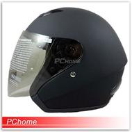 【GP5 209 素色 消光黑】超大尺寸安全帽、內襯全可拆洗