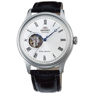 ORIENT Open Heart Automatic Classic Watch, Leather Strap - 43.0mm AG00003W