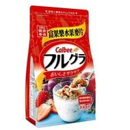 好市多Costco CALBEE卡樂比富果樂水果早餐麥片#216971