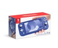 Nintendo - 任天堂 Switch Lite 主機 (藍色, 香港行貨)