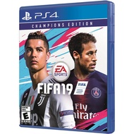 SONY PS4 GAME * FIFA 19 CHAMPIONS EDITION * BRAND NEW * SEALED
