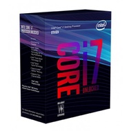 INTEL 盒裝Core i7-8700K(盒裝)不含風扇 需搭主機板