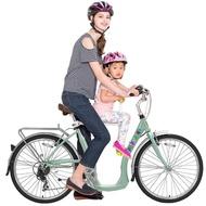【趴趴坐 Papaseat】腳踏車兒童座椅 / 自行車兒童座椅 / 親子腳踏車兒童座椅(不含腳踏車)