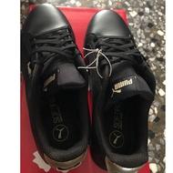 Puma 黑/白 女網球運動鞋~好市多代購