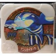 寶可夢 Pokemon Tretta 特別02彈 蓋歐卡 (BS052B) 掌門級別 4星級別 Z卡匣 正版