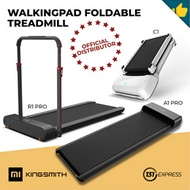 [Set] Xiaomi Kingsmith WalkingPad Foldable Treadmill C1   A1   K12   K15 Pro   R1   R1S   R2 [International/English Edition]KS FIT APP Functions ALL Applicable Able To Unlock Speed in APP Unlike Chine