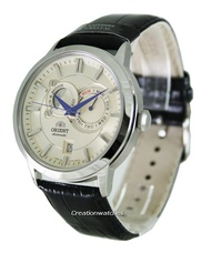 [CreationWatches] Orient Automatic Sun  Moon SET0P003W0 Mens Watch