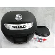 SHAD 西班牙品牌 SH26 SH29 SH33 SH40  行李箱 後靠背 置物箱