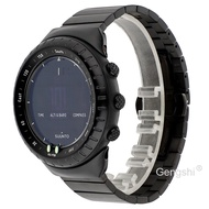 Suunto Core all black 錶帶 一珠錶帶