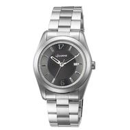 【LICORNE】力抗錶 都會簡約系列 經典手錶(銀/黑 LT137MWBA)