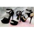 รองเท้าแฟชั่นคัชชูส้นสูงขายส่ง/คู่ละ 350 บาท ( GS082)