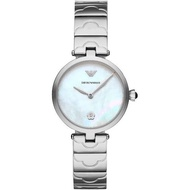 Emporio Armani Women's Two-Hand Stainless Steel Watch AR11235