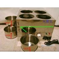 這是薄的不是厚的~薄溫控18cm四格菜桶/4格菜桶/保溫鍋/醬料保溫桶/隔水加熱保溫 /濃湯鍋/保溫魯菜桶~