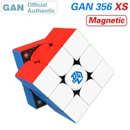 GAN 356 XS 3x3x3 Super Smart Magnetic Magic Cube Puzzles 3x3 GAN356/GAN356XS/356XS Magnets Speed Educational Toys
