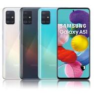 Samsung Galaxy A51 (6G/128G)-加送空壓殼+日本獅王濃縮洗衣精~內附保護套+保貼