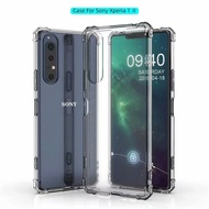Sony Phone Case & For Sony Xperia 1 Ii Phone Case Xperia 10 Ii All-inclusive | 索尼手机壳&适用Sony索尼Xperia1 II 手机壳Xperia 10二代全包军事防摔保护套