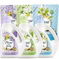Prosi普洛斯-小蒼蘭香水濃縮洗衣凝露2000mlx1入+1800mlx6包