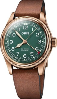 COD Accpeted Original Oris Big Crown Pointer Date 80th Anniversary Men's Watch 75477413167LS