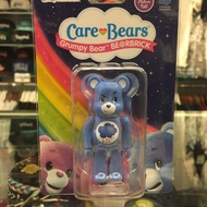 BEETLE BE@RBRICK MEDICOM CARE BEARS GRUMPY BEAR 100% 彩红熊 藍色